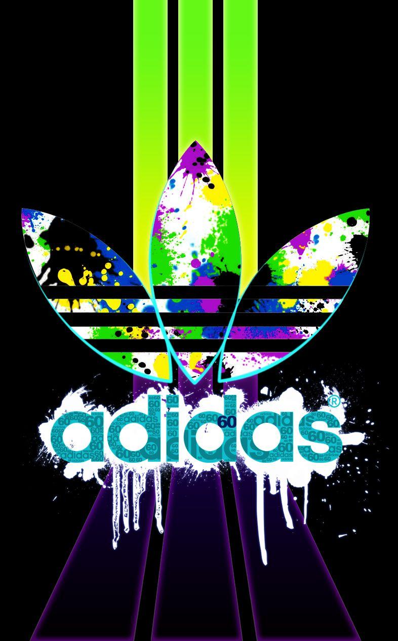 adidas Adidas wallpapers, Adidas logo wallpapers, Adidas art