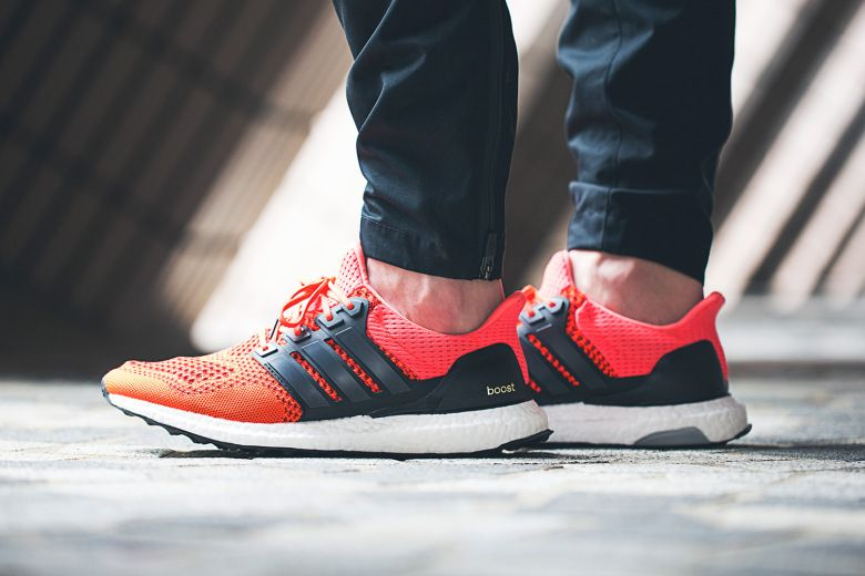 adidas ultra boost mens Orange