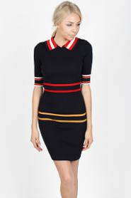 Jenna knit dress
