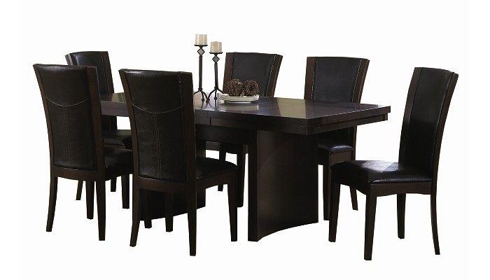 Slumberland Furniture  Cosmopolitan Collection  Dining Set Endearing Slumberland Dining Room Sets Review