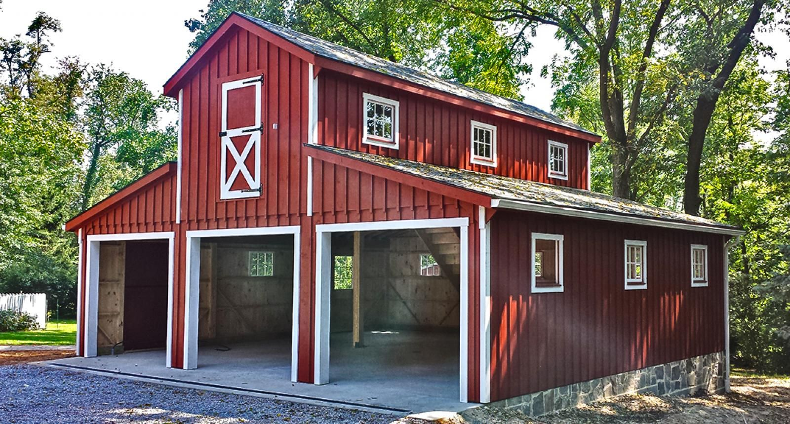 barn design more horses need a parallel stall arrangement small horse barns barn and horse barns - Horse Stall Design Ideas