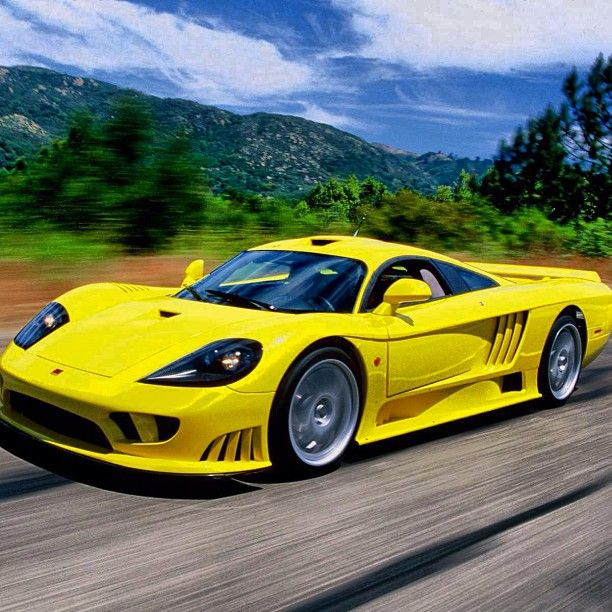 Aggressive Sports Cars