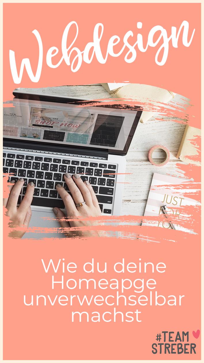 672f93b36828 Wie du deine Homepage unverwechselbar machst | Webdesign ...