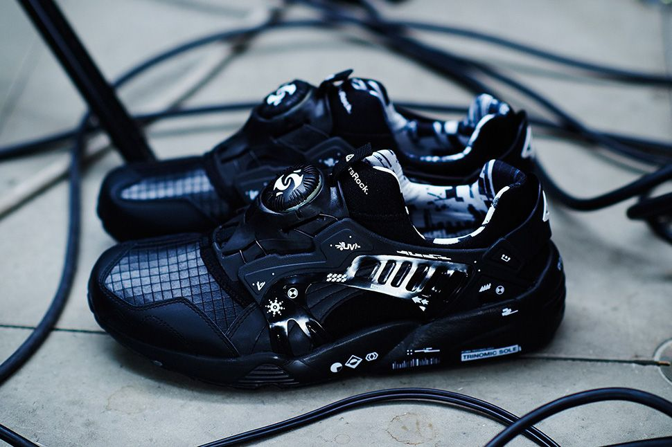 8e57014f84d8 Puma Disc Blaze x Graphersrock (Preview) - EU Kicks  Sneaker Magazine
