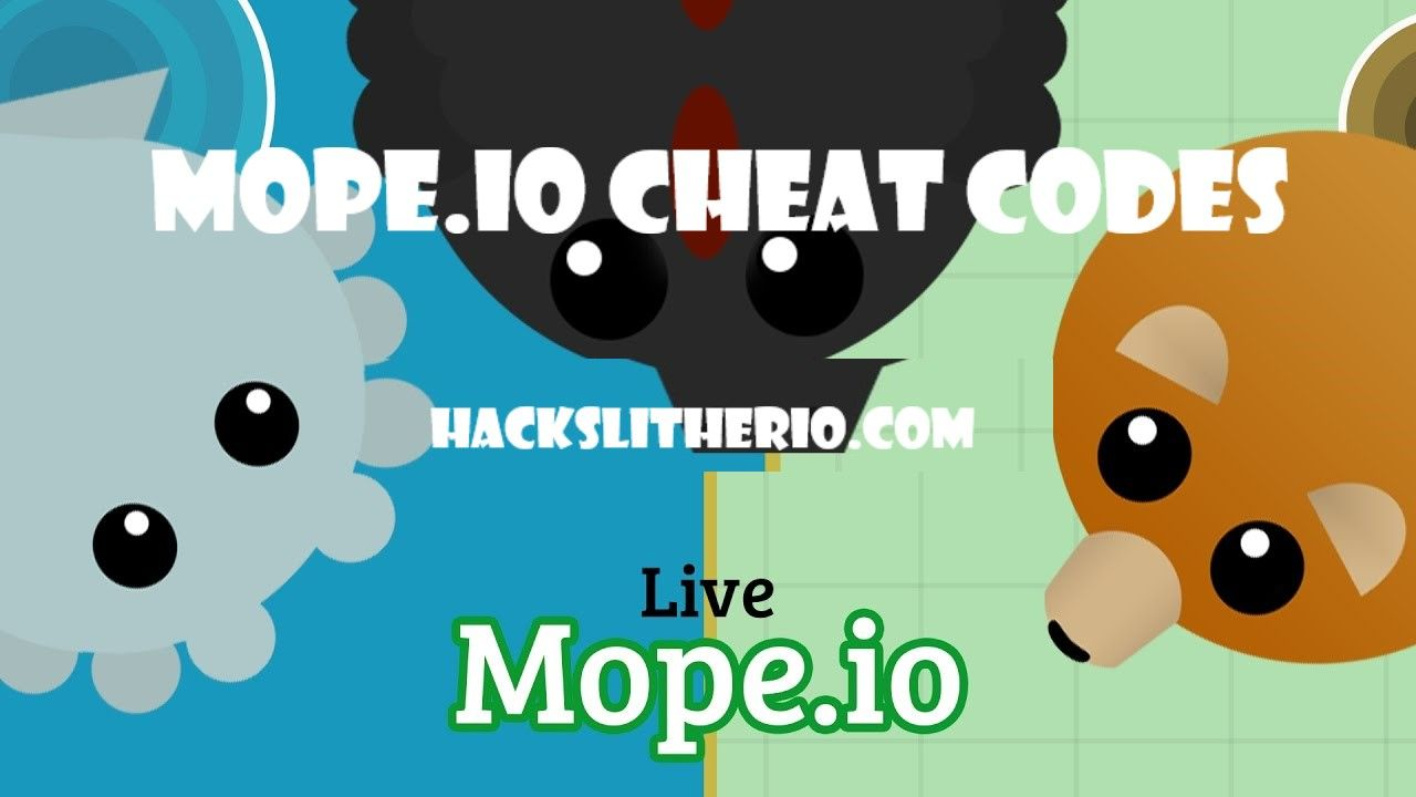 Use The Cheat Codes Of Mope Io Well For Prevailing Over Other Players Slither Io Hacks Mods Skins Tricks Extensions Hackslitherio Com Coding Cheating Moping