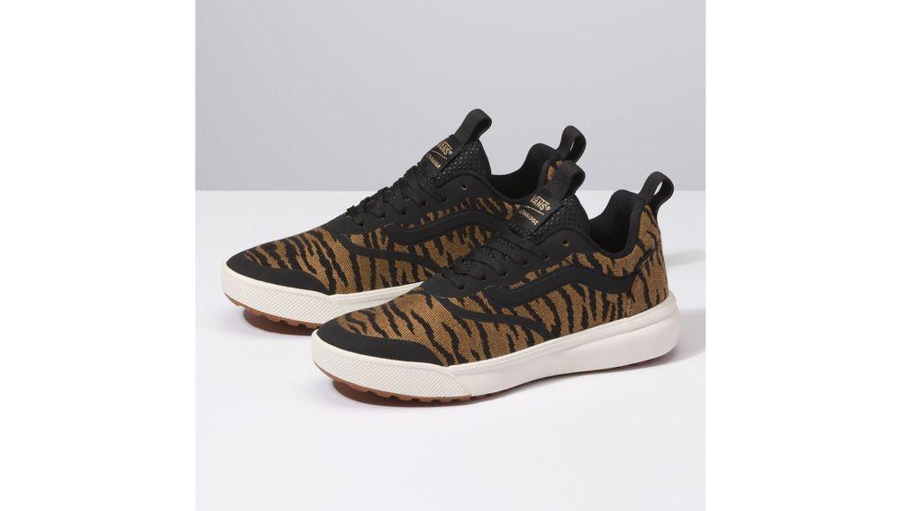 731cd29124ea Vans Women s Woven Tiger Ultrarange Rapidweld Casual Fashion Sneakers Shoes  New  fashion  clothing