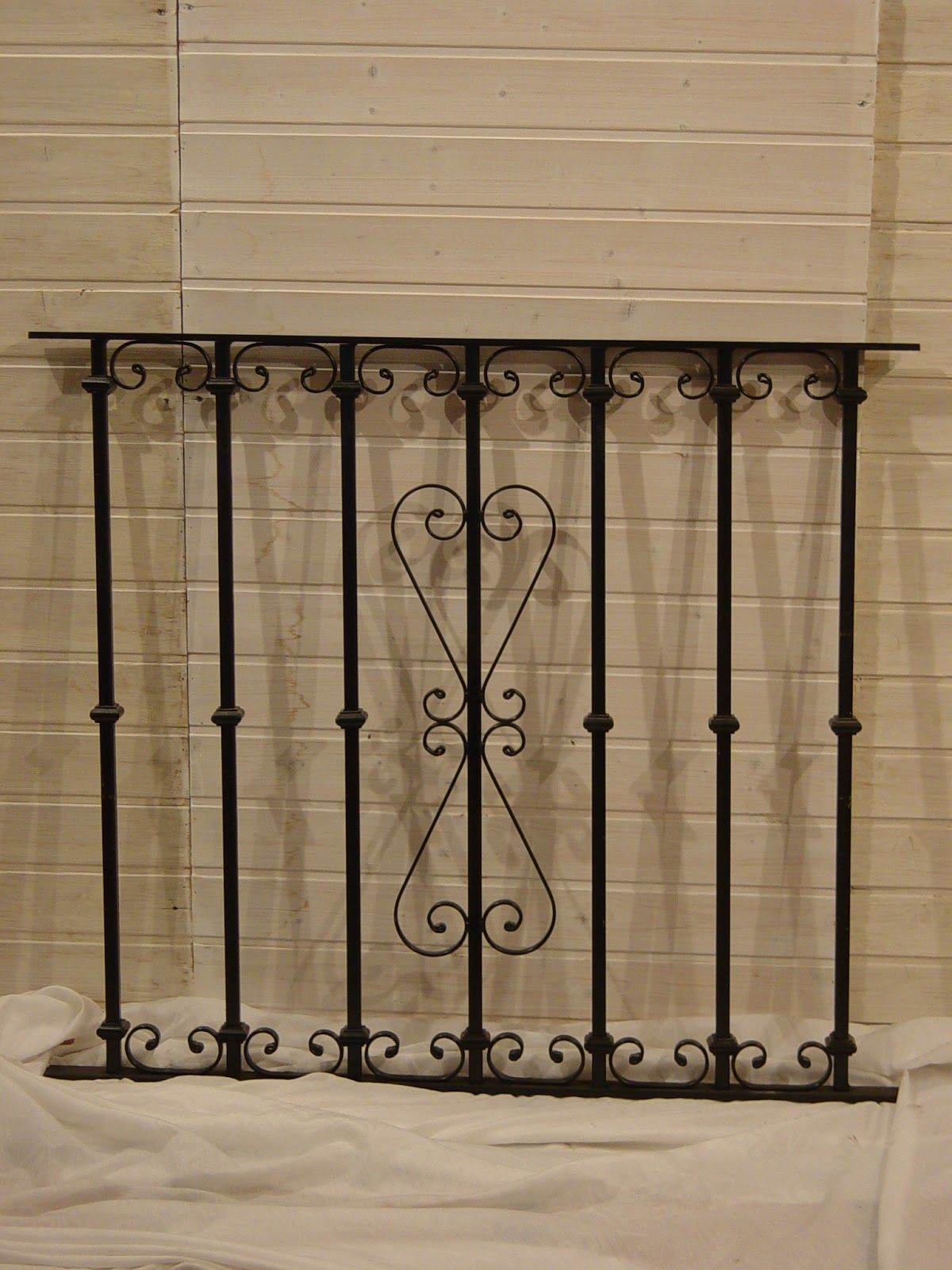 Rejas de forja para ventanas y puertas balcones - Rejas de forja antiguas ...