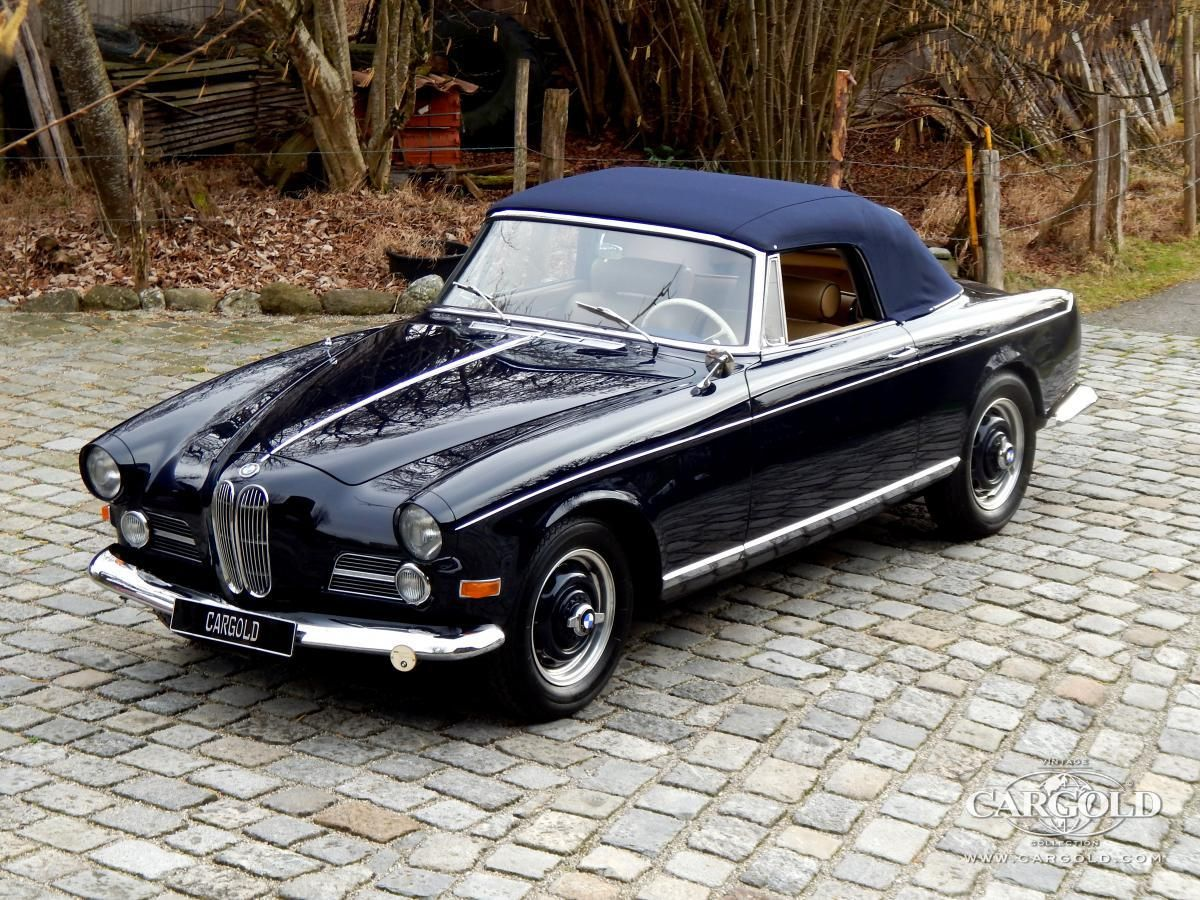 BMW 503 Cabrio, post-war, | Cars | Pinterest | BMW, Cars and ...