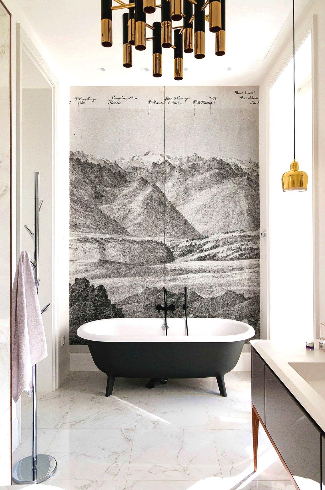 Bathroom Decor Diy Hacks Wallpaper 50 Of Your Room Redecorating Walls May Cost Lots Of Money Or El Unique Bathroom Bathroom Inspiration Beautiful Bathrooms