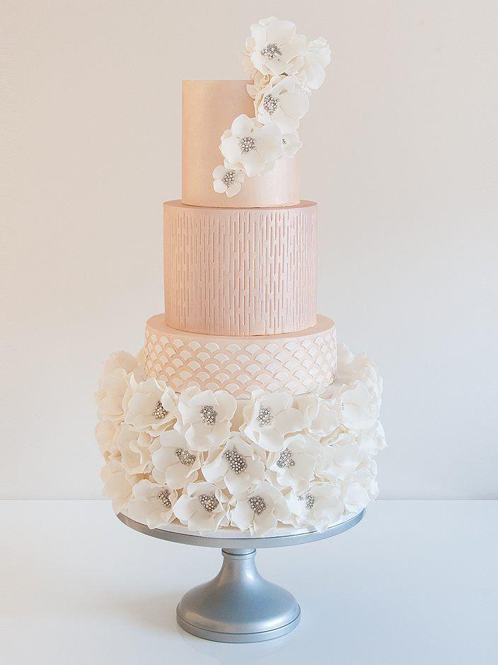 wedding cake idea; COCO Cakes Australia