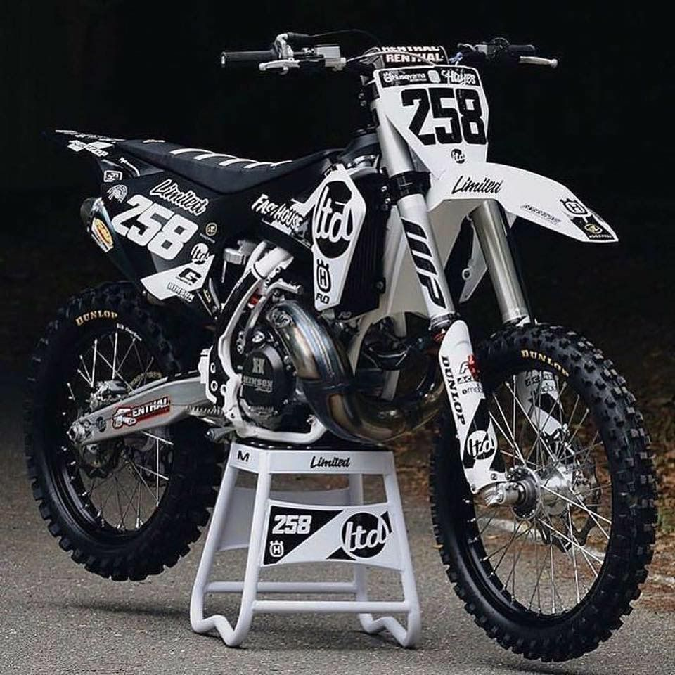 husqvarna dirk bike pinterest and. Black Bedroom Furniture Sets. Home Design Ideas