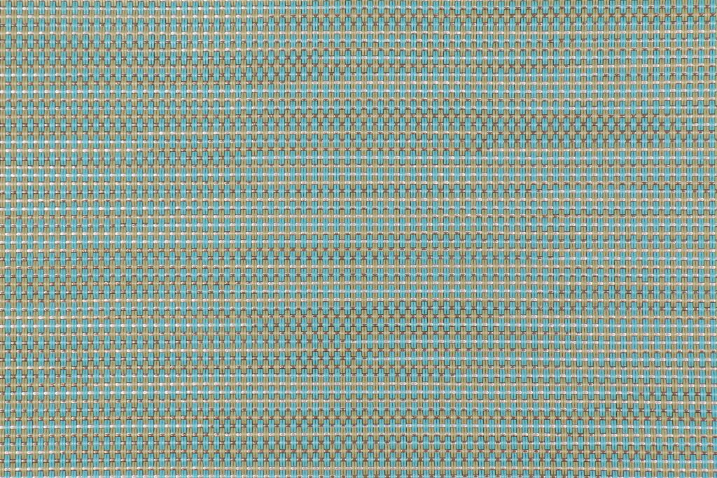 Phifertex Plus Woven Vinyl Mesh Sling Chair Outdoor Fabric In Straw Mat Blue This Mesh Fabric Is Id Outdoor Fabric Fabric Stores Online Outdoor Cushion Covers