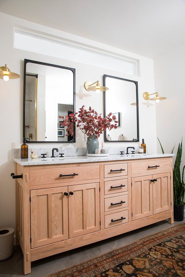 Photo of 10 Bathroom Wall Lighting Ideas That Are Ready for a Close-Up