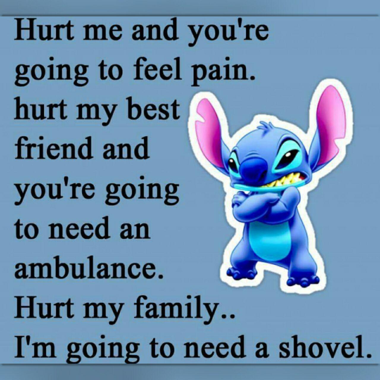 Friendship Quotes Stitchdisney Friendship Quotes Fun Quotes Funny Lilo And Stitch Quotes Stitch Quote