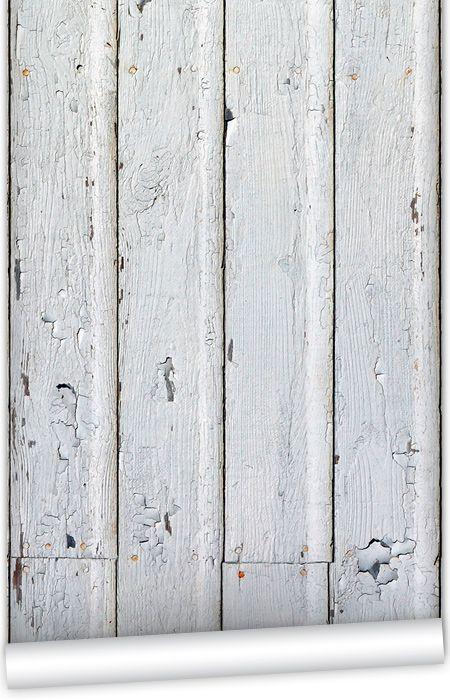 Kem044w Weather Boards Wallpaper By Kemra Vintage Rustic Scrapwood Boards Vintage Wood Wallpaper White Board Wallpapers A Divis Home Wall Fun Wood