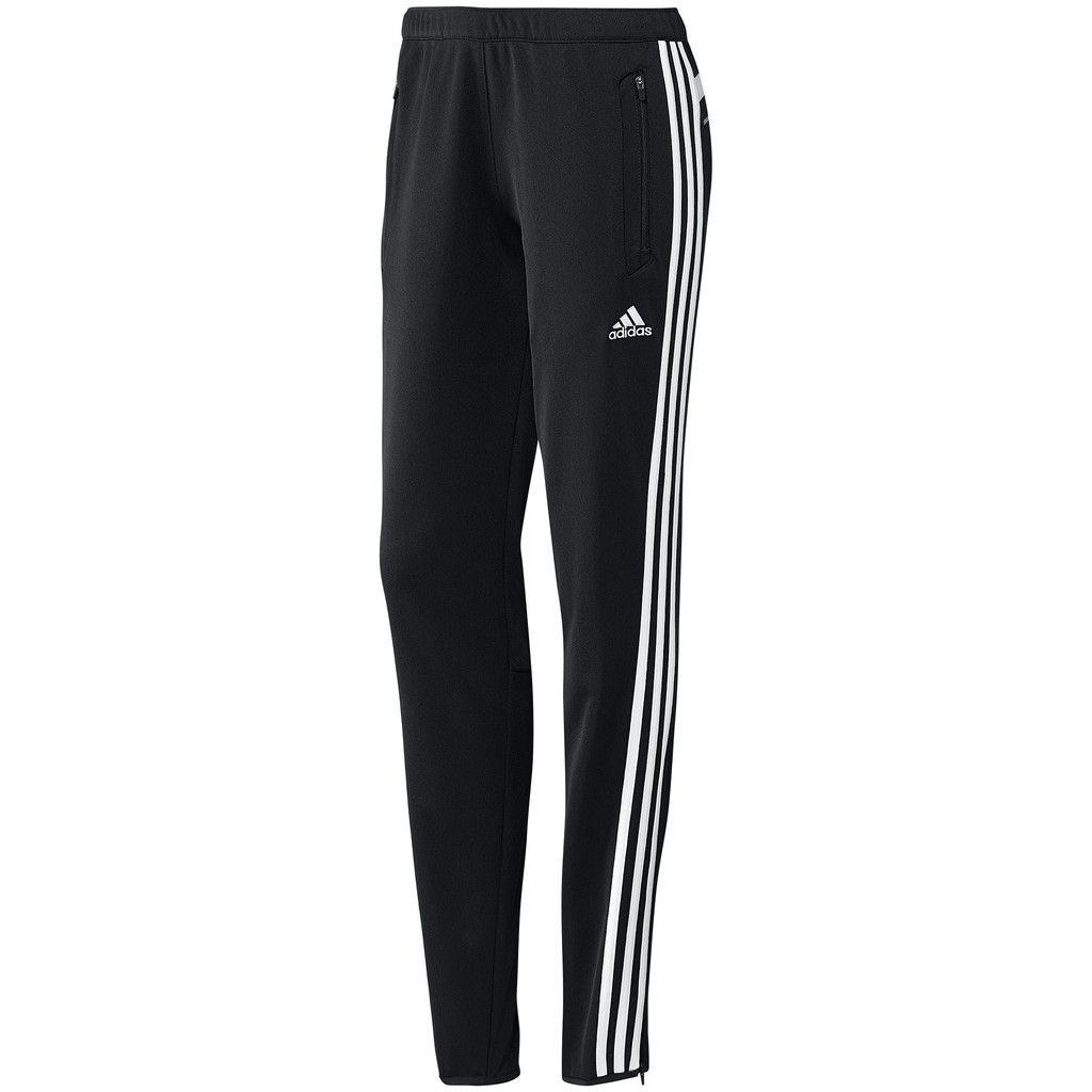 95f971bd3e Adidas Tiro 13 Women's Training Pants (Black/White) - Z05735 ...