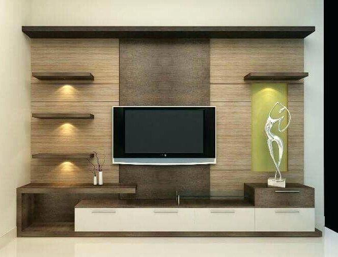 Top 4 Lighting Ideas For Living Room Modern Tv Wall Units Tv Cabinet Design Wall Tv Unit Design