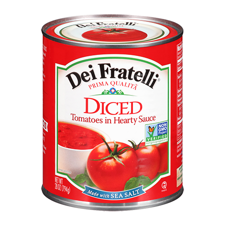 Diced Tomatoes In Hearty Sauce Crushed Tomatoes Gluten Free Tomato Soup Diced Tomato