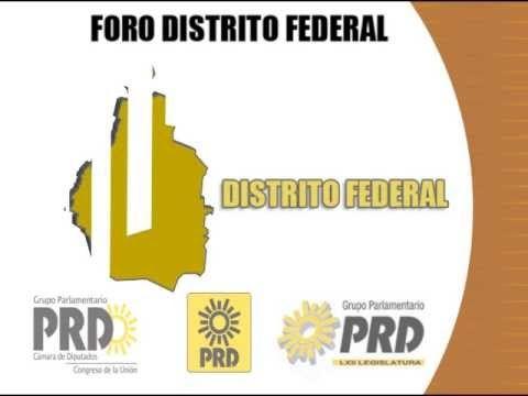 FORO Distrito Federal Foro de discusión en materia Energética.