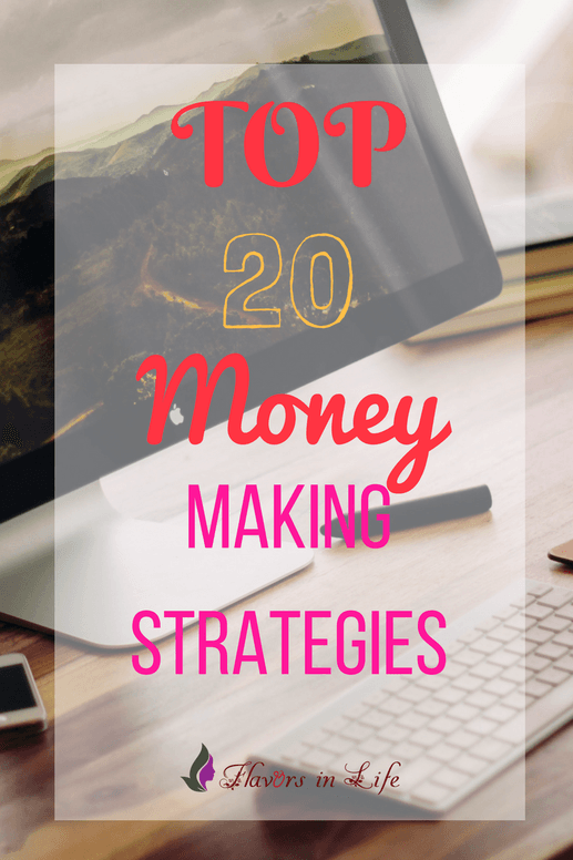 top 20 money making websites with guaranteed payments blogging