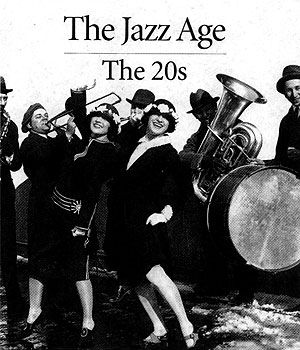 music in the roaring twenties Roaring twenties fact 35: music: jazz, ragtime and the music from broadway musicals dominated the era (also refer to jazz) louis armstrong was one of the most popular jazz musicians of the era and played his famous solo's in the nightclubs of chicago.