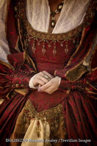 Trevillion Images - historical-woman-with-jewellery