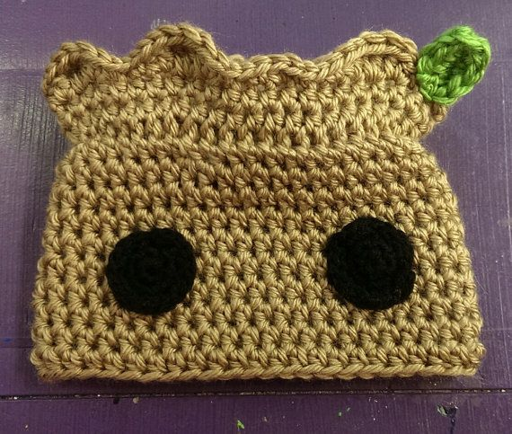 Hey, I found this really awesome Etsy listing at https://www.etsy.com/listing/224213123/baby-groot-hat