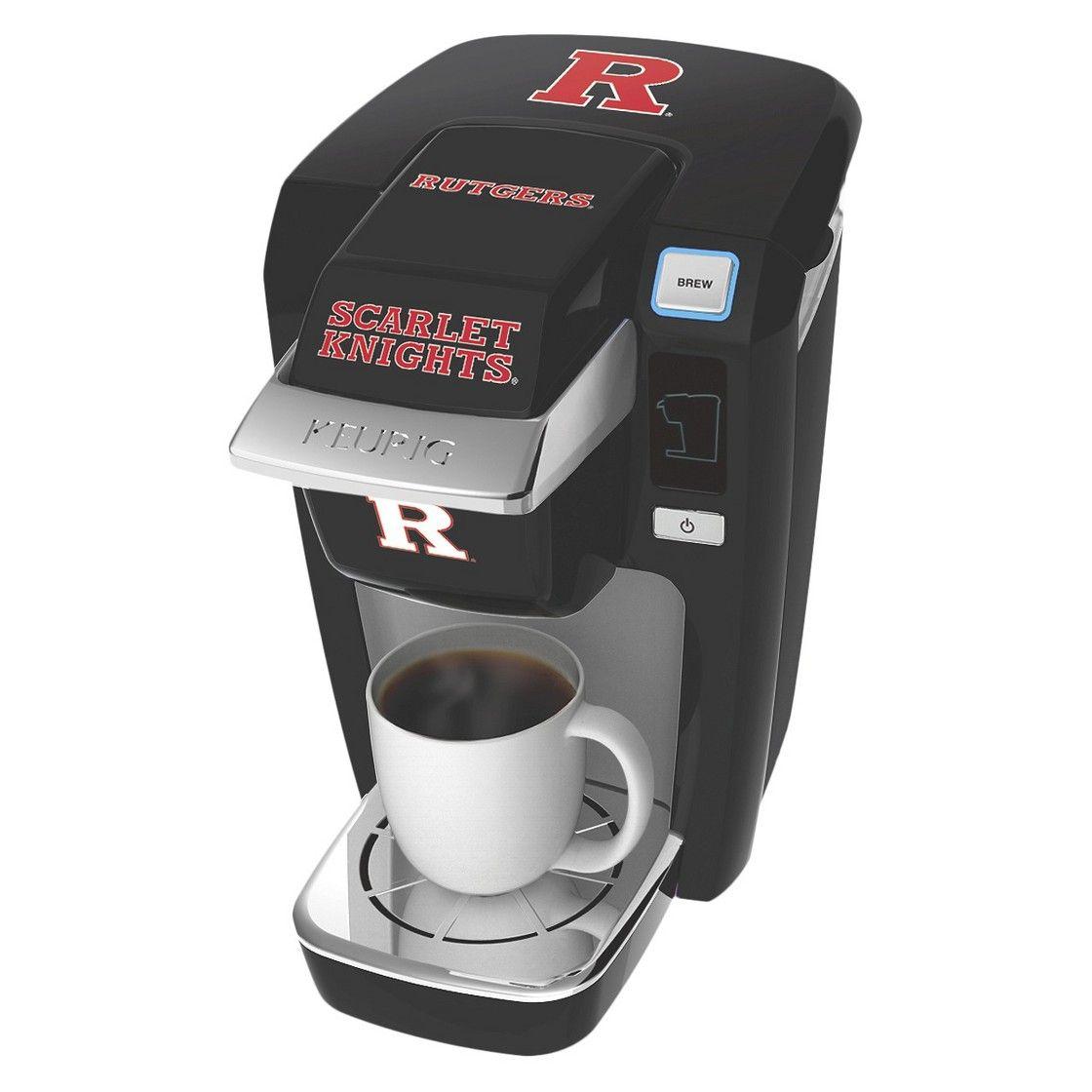Keurig K10 Decal Rutgers University Keurig Single Coffee