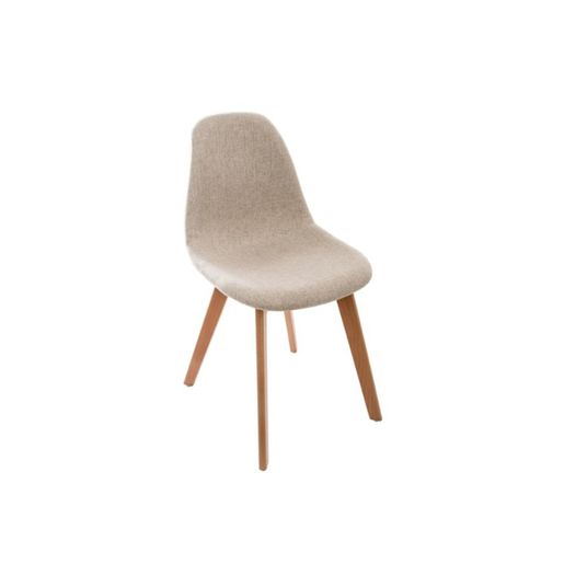 Cette Chaise Vicky En Tissu Est Aussi Elegante Que Confortable Son Design Scandinave Vous Offrira Une Decoration Parfait Mobilier De Salon Meuble Salon Chaise