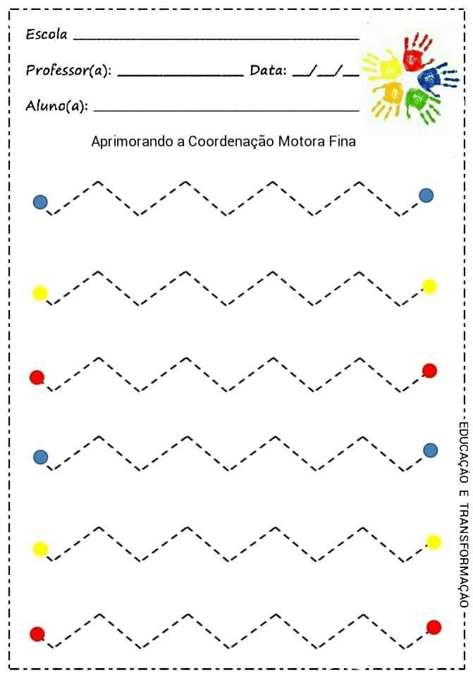 Pin von Fabnice Bernardo auf ATIVIDADES PARA CRIANÇAS | Pinterest ...