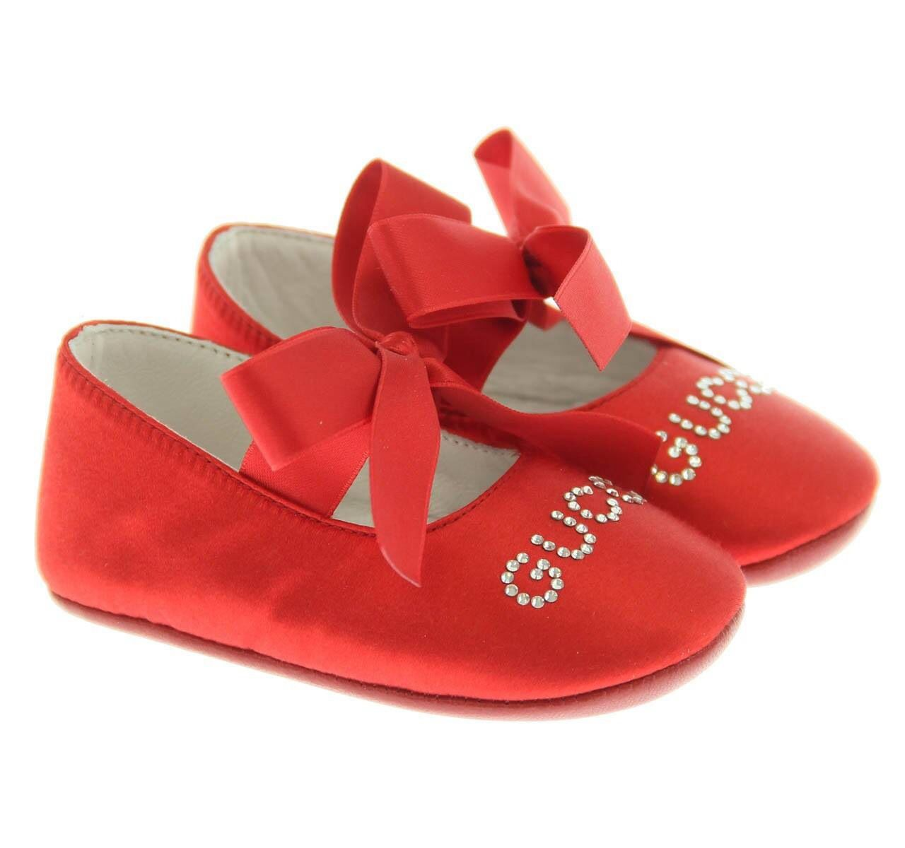 Stylish eve BABY GUCCI SHOES Sweet