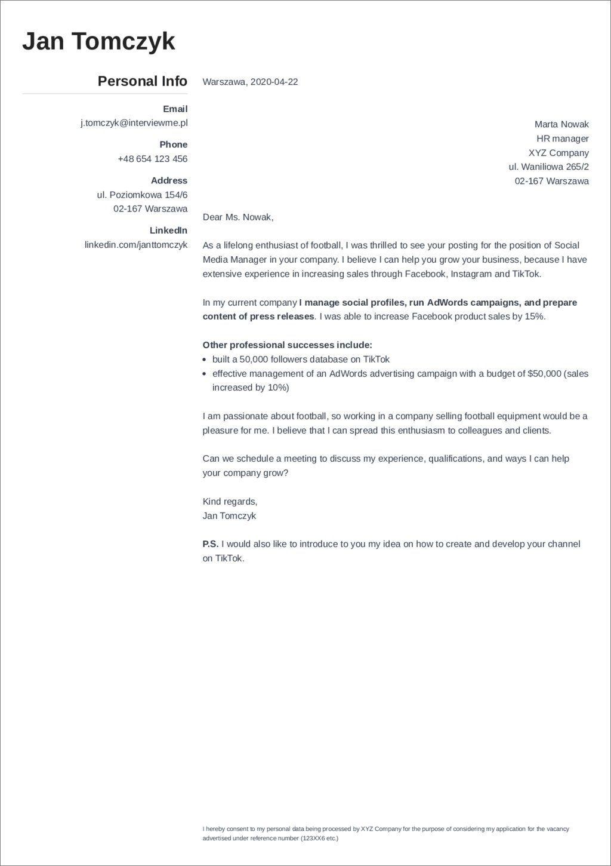Cv Cover Letter Template Im 8 Cover Letter Template Cv Cover Letter Lettering