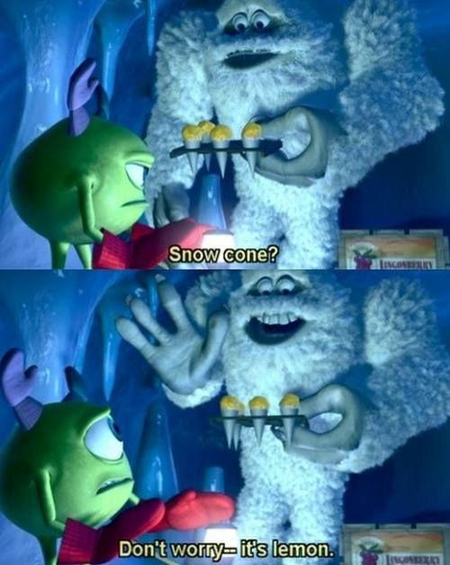 Monsters Inc Monsters Inc Movie Disney Funny Disney Memes