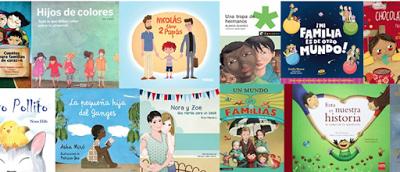 AYUDA PARA MAESTROS: 25 cuentos sobre la diversidad familiar