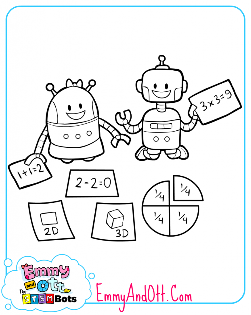 Coloring Pages Math Symbols Coloring
