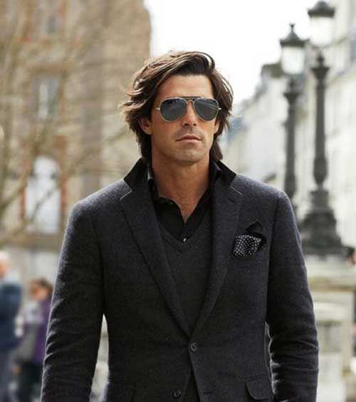 14 Men With Long Hairstyles Hair In 2019 Long Hair Styles Hair