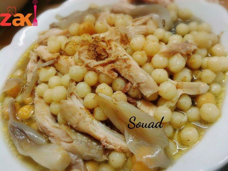طبق المغربية بالدجاج على الطريقة اللبنانية Middle Eastern Recipes Mediterranean Recipes No Cook Meals