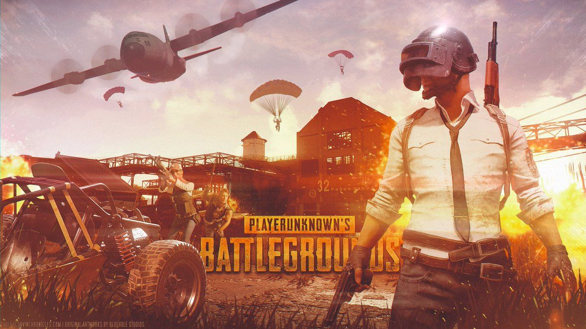 Download Pubg 1 Wallpapers To Your Cell Phone: Pubg Wallpaper Desktop On Wallpaper 1080p HD