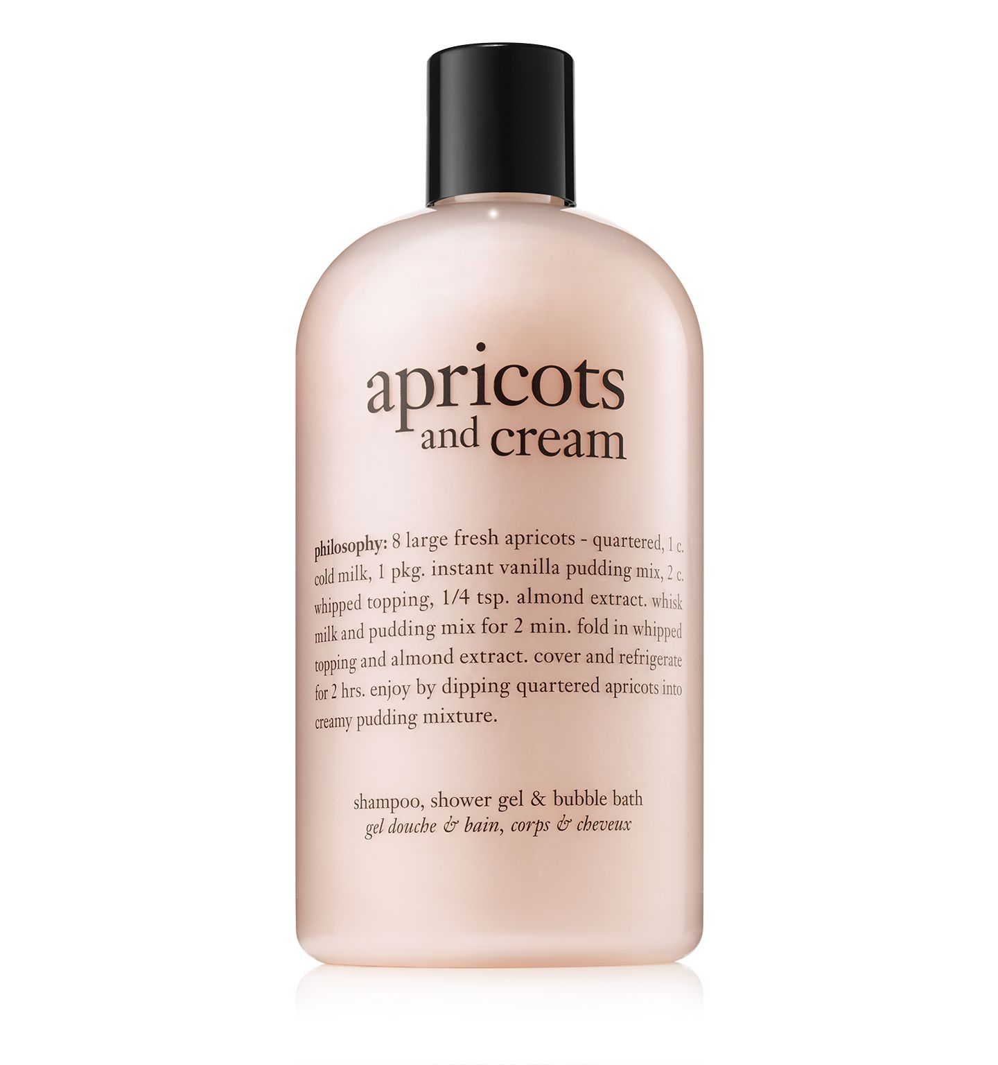 Apricots And Cream Philosophy Cream Shampoo Sweet Lover