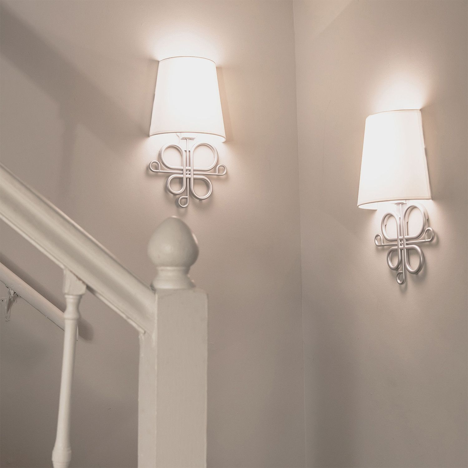 Smart Sconce Light 2 Pack Classic Style In 2020 Wireless Wall Sconce Sconces Sconce Lighting
