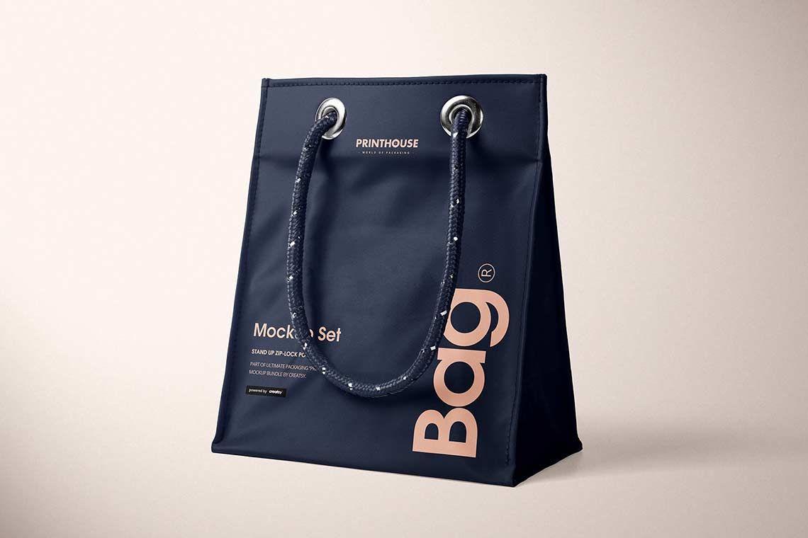 Download 20 Free Tote Bag Mockups The Designest Bag Mockup Bags Free Tote