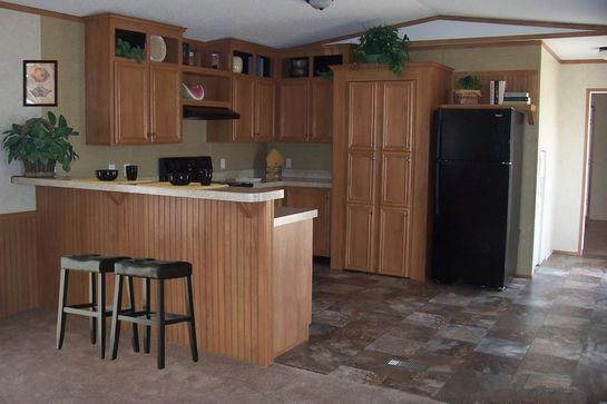 #remodelmanufacturedhome | Remodeling mobile homes, Mobile ...