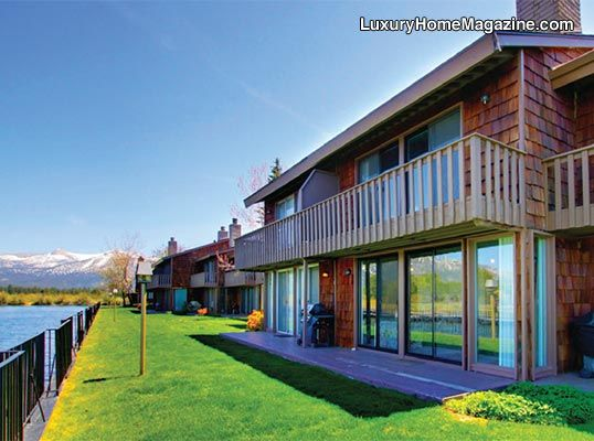 Steps from Lake Tahoe... #luxury #condo #apartment #home # ...
