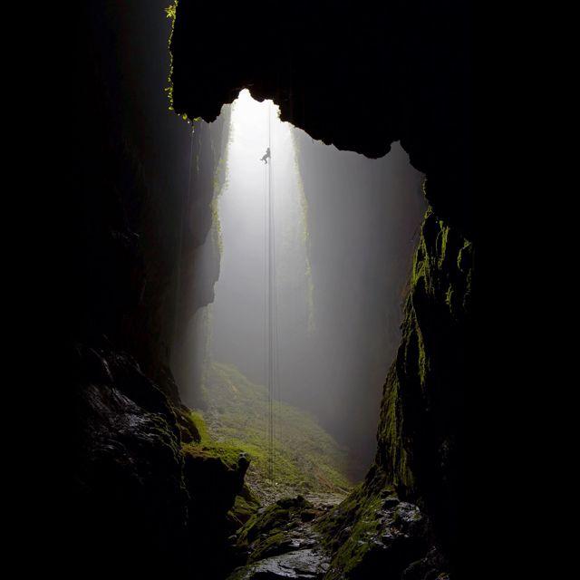 Lost World Tours, Waitomo Caves, New Zealand