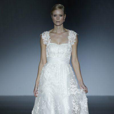 la boda de maría, hija del diseñador roberto torretta | vestidos de