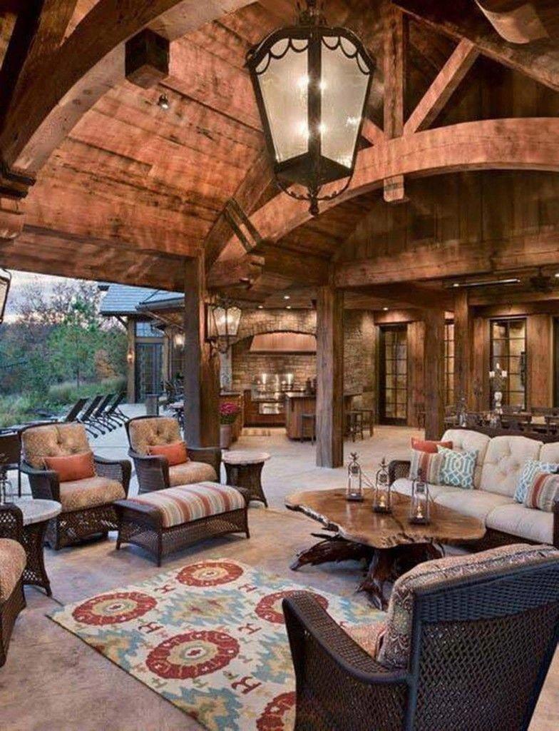 Rustic Log Homes Pinterest Crackpot Baby