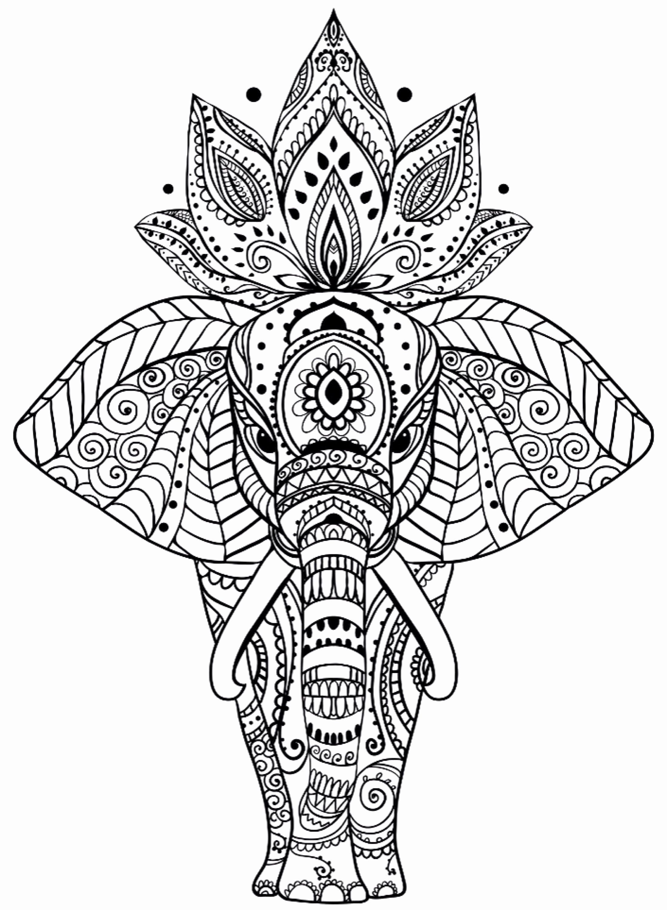 Tattoos Elephant Mandala Tattoos Elephant Mandala Coloring Pages Elephant Coloring Page Mandala Coloring