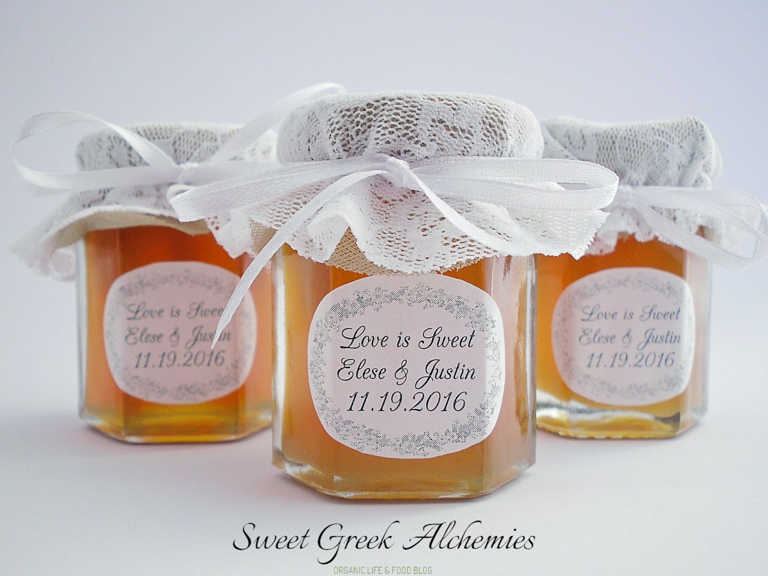 Bride to Bee Honey Wedding Favors | Bride to Bee Honey Favors ...