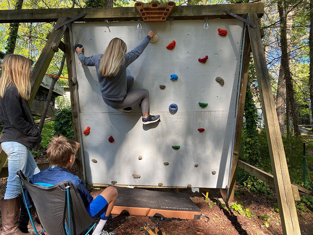 Pin By Katy Lala On Home Decor Diy Climbing Wall Home Climbing Wall Climbing Wall