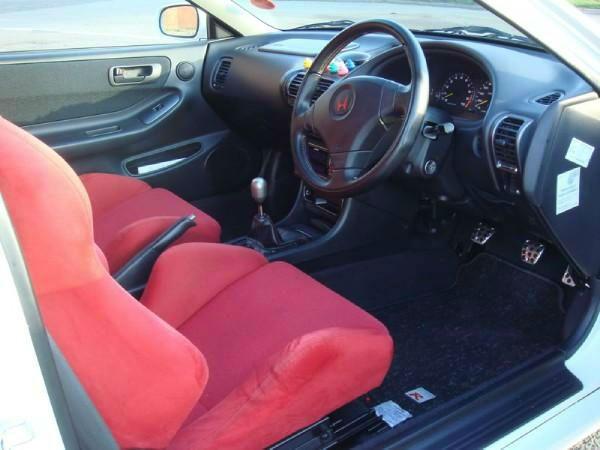 Merveilleux Acura Integra Type R Interior